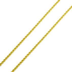 Cordão Maciço Em Ouro 18k - Ov/ Co411
