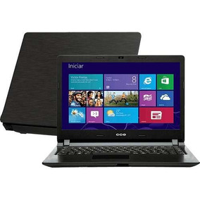 Notebook Cce Ultra Thin Dual Core 250gb Windows 14