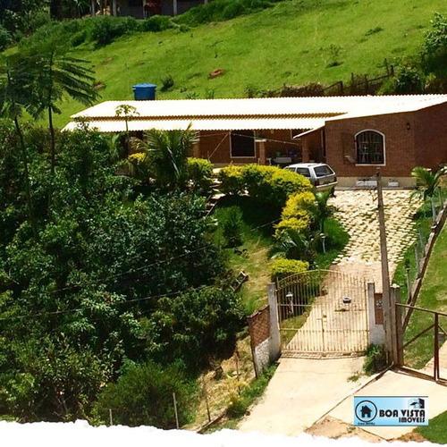Imagem 1 de 14 de Rural Chacara Com 2 Quartos - B0116-v