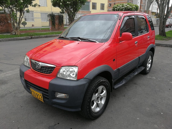 Zotye Nomada Xs6405-c Mt1300cc Rojo Puro Aa Dh