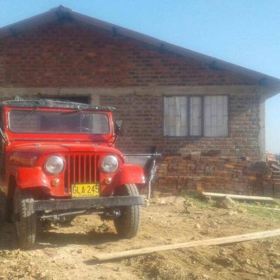 Jeep Willys Modelo 55
