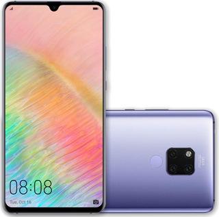 Celular Huawei Mate 20x 128gb 6gb Pt-br Com Nota Fiscal Novo