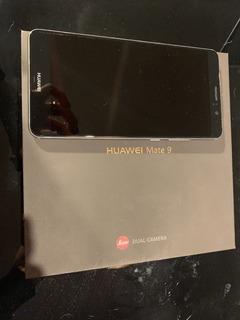 Huawei Mate 9 Usado Impecable En Caja Liberado