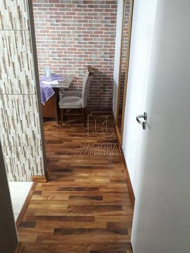 Imagem 1 de 20 de Apartamento À Venda, 47 M² Por R$ 295.000,00 - Vila Homero Thon - Santo André/sp - Ap11317