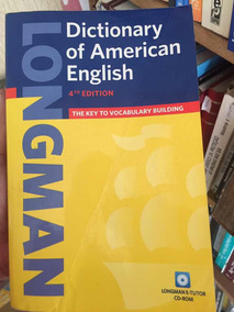 Longman Dictionary Of American English With Cd-rom 4th Edit