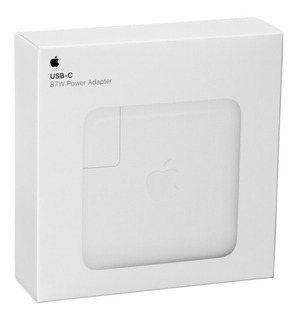 Cargador Apple Original Usb Type C 87w Pd iPhone iPad Macbook - Power Adapter , Fast Charging, Power Delivery