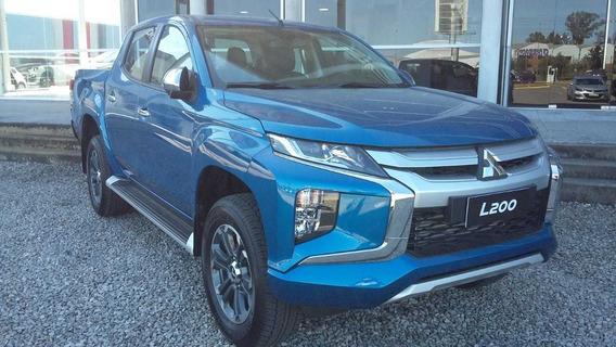 Nueva Mitsubishi L200 2.4 Di-d High-power At 4x4 Car One Wt