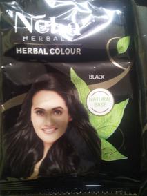 Henna Natural En Polvo Para Cabello Color Negro-rojo
