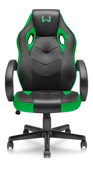 Warrior Cadeira Gamer Verde - Ga160