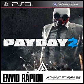 Payday 2 - Pay Day 2 - Jogos Ps3 Midia Digital