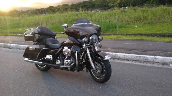 Harley Davidson Ultra Glide Touring Flhtk Anv