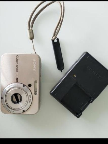 Câmera Digital Sony Cybershot Dsc-n2 10.1mp