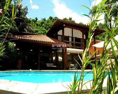 Casa Com 6 Suítes Em Portogalo Angra - 2042006459 - 32566985