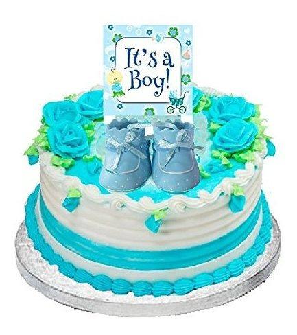 Cakesupplyshop Es Un Niã±o Baby Sower Bebã© Niã±o Azul