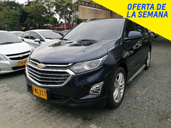 Chevrolet Equinox Prem At Modelo:2019