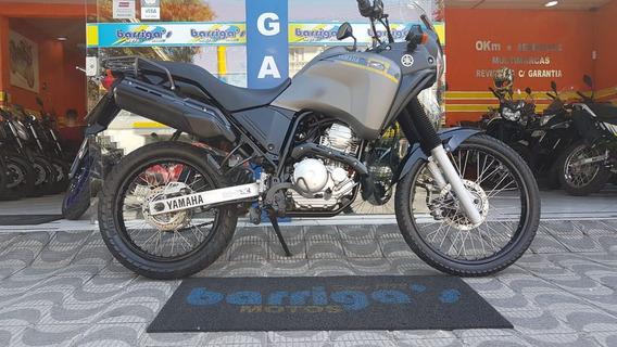 Yamaha Xtz 250cc Teneré Ano 2015 Cinza Únido Dono