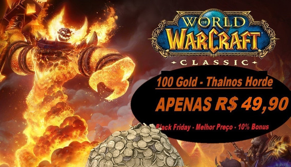 Thalnos Horda 5000 Golds - Wow Classic Gold