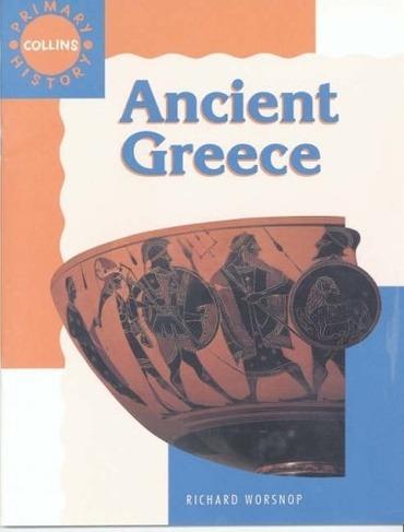 Ancient Greece - Book - Worsnop Richard