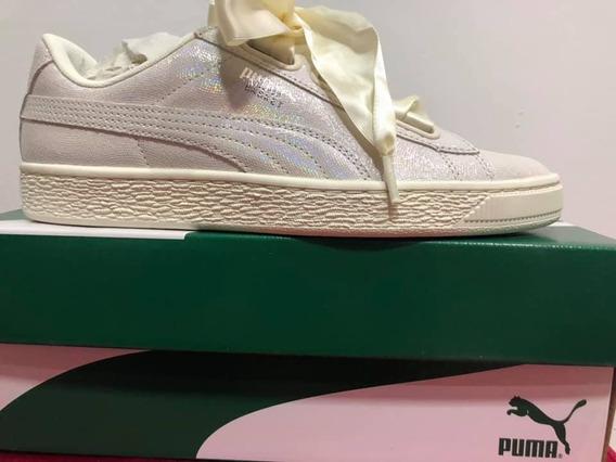 Tenis Puma Basket Heart Ns Wns Original