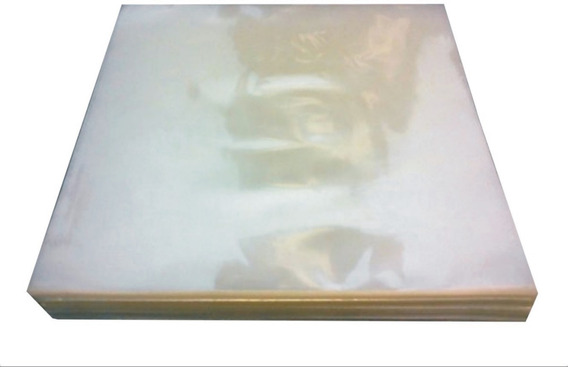 Vinil Lp 400 Plásticos-100 Extra Grosso 0,20 + Interno Sacos