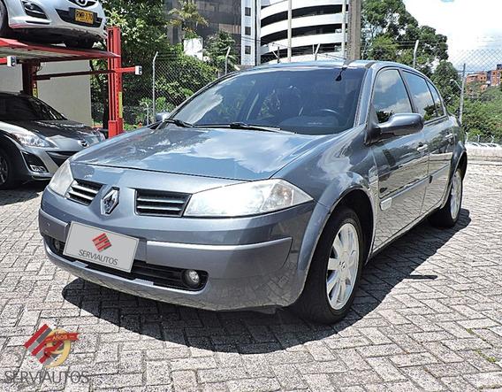 Renault Megane Odeon Mt 2.0 2011 Bxq626