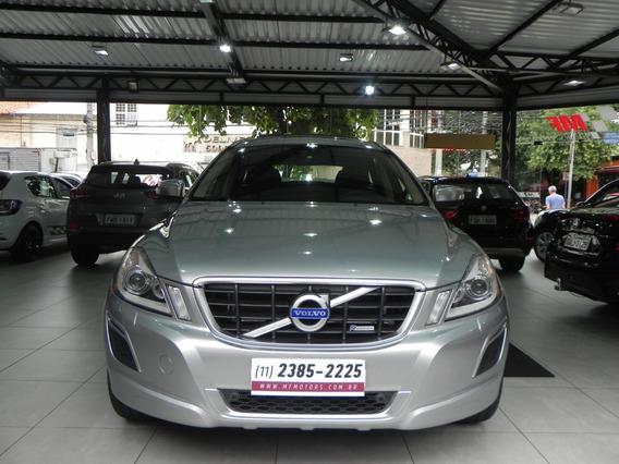 Volvo/xc 60 /2.0/r Design /t5 /turbo/2013/prata