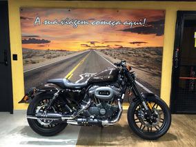 Harley Davidson Roadster 1200 2018 Com 101km