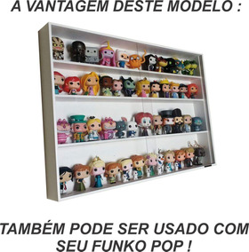 Estante Expositor Figuras Marvel Dc+especiais Funko Pop 66