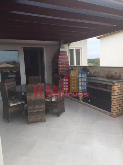 Vende-se Lindo Apartamento No Residencial Alto Da Praia Em Tibau - Ap0132