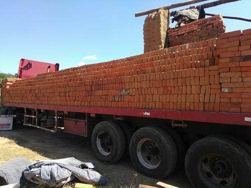 Imagen 1 de 5 de Transporte Y Venta De Ladrillo Obra 79904816