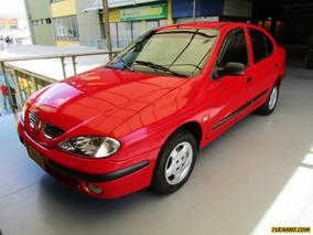 Renault Mégane Ii Megane