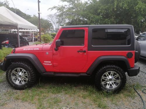 Jeep Wrangler Rubicon 4x4 Automatica 3.6