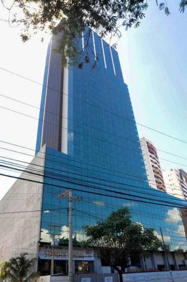 Sala Comercial No Empresarial International Trade Center 39m2 Para Alugar No Stiep - Lit079 - 33690268