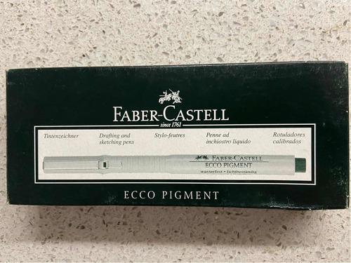 Imagen 1 de 3 de Rapidograph Desechable Faber Castell Importado 0.4mm.