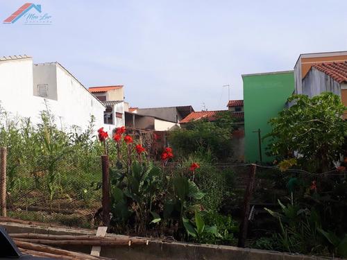 Terreno A Venda No Bairro Jardim Residencial Villa Amato Em - Te 071-1