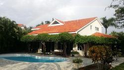 Hermosa Villa En Venta En Metro Country Club Con 4hab 5baños