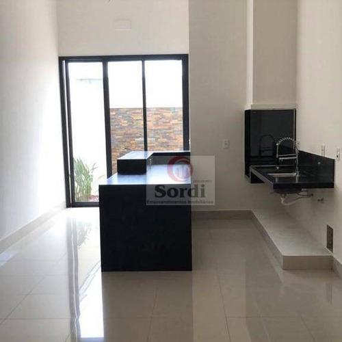 Casa À Venda, 149 M² Por R$ 790.000,00 - Recreio Das Acácias - Ribeirão Preto/sp - Ca2923