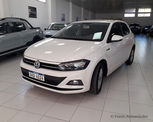 Volkswagen Polo 1.6 16v Comfortline 2020 Blanco - Ref:1440