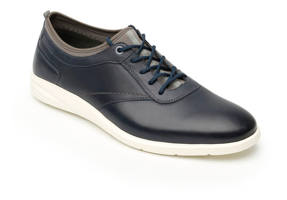 Zapato Choclo Moderno 95603 Azul