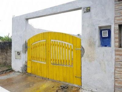 Casa A 600 Metros Do Mar, 2 Quartos, Aceita Carro, Docs Ok.