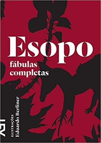 Livro: Esopo - Fábulas Completas