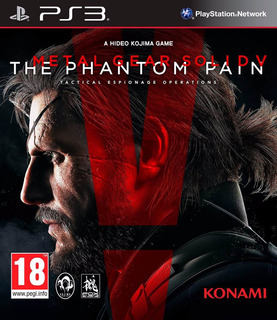 Metal Gear Solid V The Phantom Pain Ps3 Digital Español Gcp