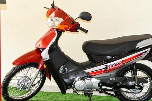 Motomel Blitz V8 110 Base Flores