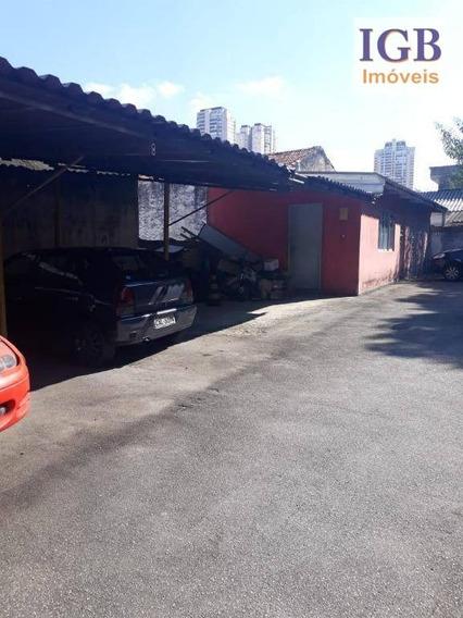 Terreno Comercial Para Locação, Santana, São Paulo. - Te0074