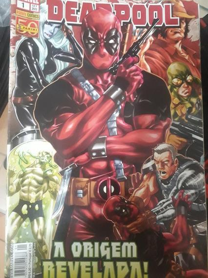 Lote Deadpool 1-16
