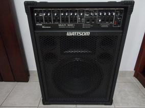 Caixa Amplificada Wattsom Multi 500i
