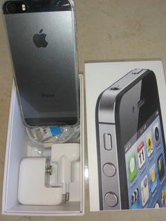 iPhone 5 S 32gb Cinza Espacial Usado