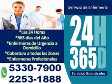Enfermeras Para Clínicas, Hospitales Y Demás Instituciones