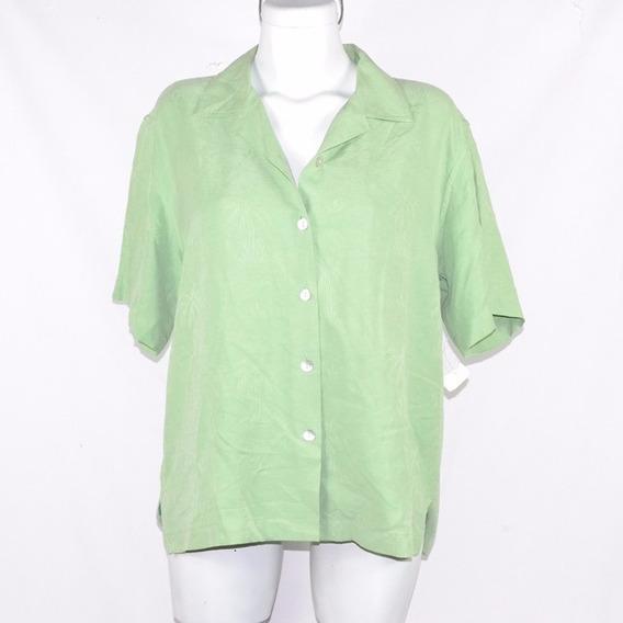 Camisas Mujer Zara Ropa, Bolsas y Calzado Verde claro en