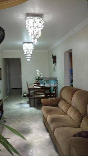 Imagem 1 de 20 de Apartamento Residencial À Venda, Tatuapé, São Paulo. - Ap1846